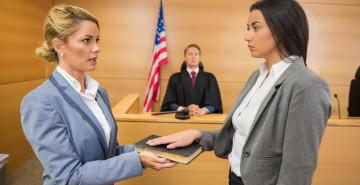 Que Hacer Cuando Fuiste Testigo de un Crimen y Tienes que Ir a La Corte